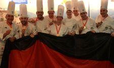 Erfolgreich: Die deutsche Nationalmannschaft der Köche