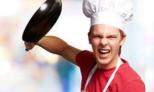 Aggressive Küchenchefs: In Deutschland ein Auslaufmodell?