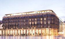 Wiedereröffnung unklar: Das Dom Hotel Köln steht seit 2012 leer