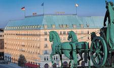 Berliner Vorzeigehaus auf Platz 3: Adlon Kempinski