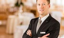 Liebt die täglichen Herausforderungen im Restaurantservice: Simon Oberhofer