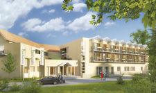 Ferienhotel ohne Barrieren: Das erste Carehotel Niddasee in Schotten ist bereits im Bau