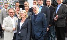 Auf der Jahreshauptversammlung: Die Mitglieder der Hotel-Kooperation Ringhotels