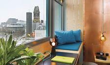Hotel als Trendsetter: Das 25hours Bikini Berlin wertet das Viertel um die Gedächtniskirche auf