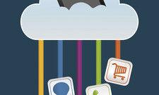 Die Daten in der Wolke: Mittels Cloud Computing können Nutzer von überall auf ihre Bilder, Videos, Musik und Dokumente zugreifen