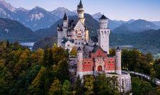 Beliebtes Reiseziel in Deutschland: Das Schloss Neuschwanstein