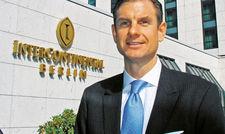Wechselt nach Beirut: Robert Herr, General Manager des Interconti Berlin