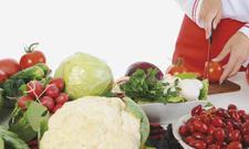 Ran ans Gemüse: Fleischlose und zum Teil auch vegane Küche ist für die meisten Restaurants heute kein Fremdwort mehr
